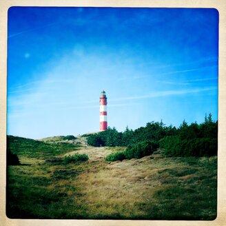 Germany, North Frisia, Amrum, The Lighthouse of fog - MMO000185