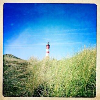 Germany, North Frisia, Amrum, The Lighthouse of fog - MMO000184