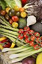 Fresh Mediterranean vegetables - CSTF000350
