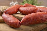 Spanish Chorizo sausages - CSTF000352
