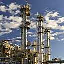 Germany, chemical industry, petroleum refinery - SCH000215