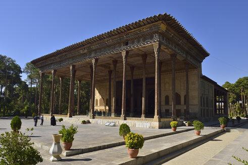 Iran, Isfahan Province, Isfahan, Safavid Chehel Sotoun Palace - ES001131