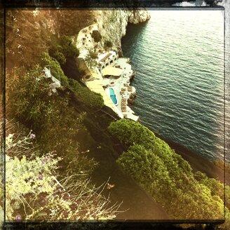 Italy, Campania, Amalfi Coast, Amalfi, Hotel Santa Caterina - STE000113
