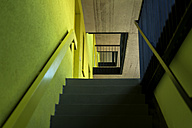 Stair of modern multi-family house - TCF004079