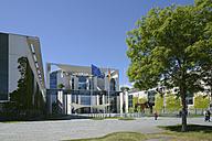 Germany, Berlin, Chancellery - HHEF000072