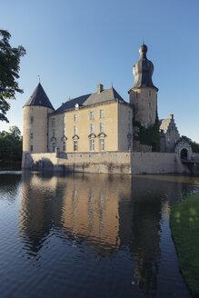 Germany, North Rhine-Westphalia, Borken, Gemen castle - MEM000094