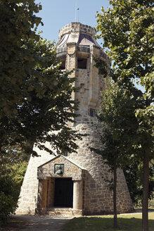 Germany, North Rhine-Westphalia, Tecklenburg, Bismarck Tower - MEMF000139