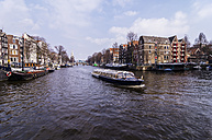 Netherlands, Holland, Amsterdam, Canal and excursion boat - THA000411