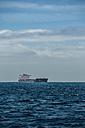 Spain, Andalusia, Tarifa, Oil tanker, Strait of Gibraltar - KB000052