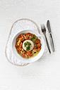 Wholegrain basmati rice with carrots and peanut sauce - EVGF000600