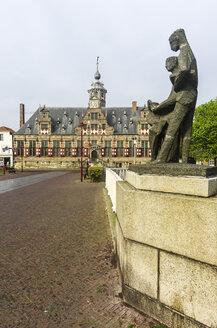 Netherlands, Zeeland, Middelburg, Kloveniersdoelen, Guildhall - THAF000456