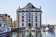 Switzerland, Canton of St. Gallen, Rorschach, Lake Constance, Museum, Kornhaus - WIF000743