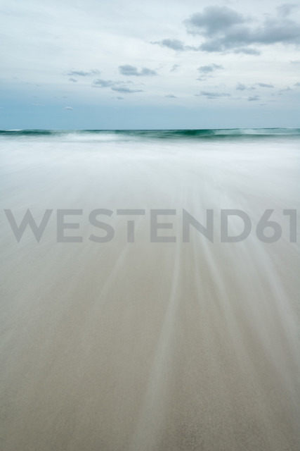 Australia, New South Wales, Pottsville, evening at the beach - SHF001340