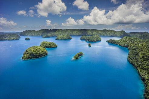 Micronesia, Palau, archipelago in the ocean - JWAF000064