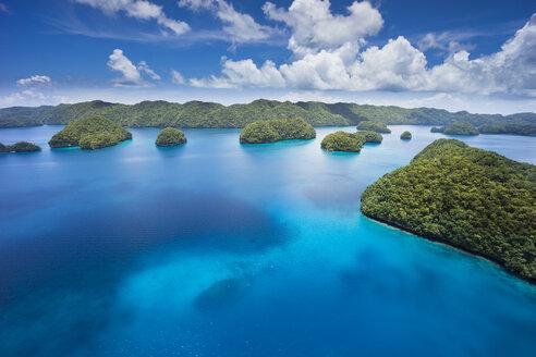 Micronesia, Palau, archipelago in the ocean - JWAF000069