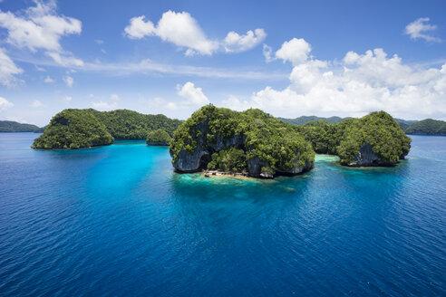 Micronesia, Palau, archipelago in the ocean - JWAF000070