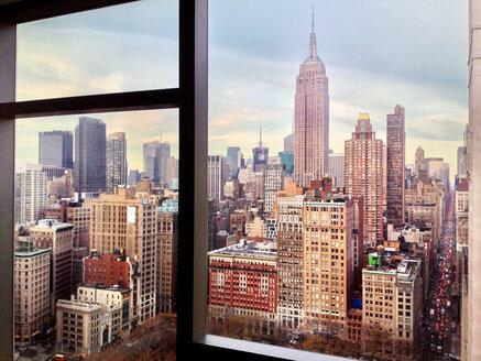 Skyline New York, USA - BMA000020