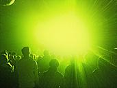 dancing crowd at concert - BMA000034