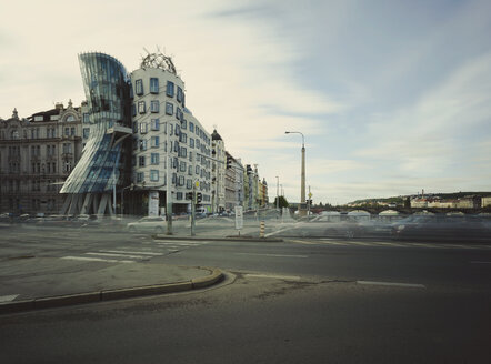 Czechia, Prague, dancing house - HC000037