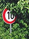 Speed ??limit - GS000872