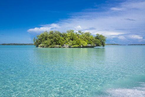 Micronesia, Palau, small island in the ocean - JWAF000075