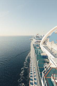 Germany, Baltic Sea, On board of a passenger cruise ship - MEM000202