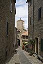 Italy, Tuscany, Castiglione della Pescaia, Old town - MYF000412