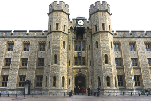 Great Britain, England, London, Tower of London, Waterloo Block, Jewel House - WEF000148