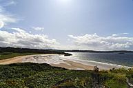 United Kingdom, Scotland, Pacific beach in the northeast of the Highlands - LYF000070