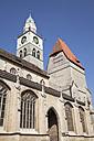 Germany, Baden-Wuerttemberg, Ueberlingen, St Nicholas' Minster - WIF000791