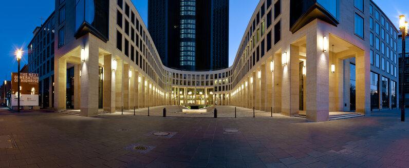 Germany, Hesse, Frankfurt, Tower 185 - AM002390