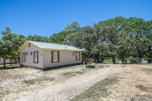 USA, Texas, Vacation Home Exterior - ABAF001367
