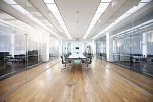 Germany, Munich, Conference room - RBYF000505