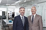 Germany, Munich, Businessmen in office - RBYF000611