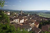 Italy, Tuscany, Massa Marittima, City view - MYF000422