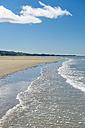 New Zealand, Golden Bay, beach at Pakawau - SHF001415