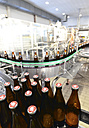 Germany, bottling plant of a brewery - SCH000286
