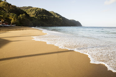 Caribbean, Trinidad and Tobago, Tobago, Castara beach - SKF001546
