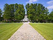 Germany, Schleswig-Holstein, Altenkrempe, Manor Hasselburg, Mansion - AMF002435