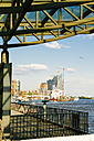 Germany, Hamburg, View of harbour - KRPF000597