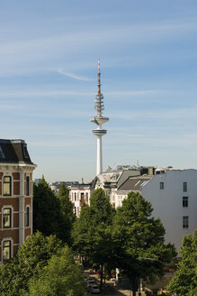 Germany, Hamburg, St. Pauli, Heinrich-Hertz Tower - VI000274