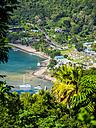 Caribbean, Antilles, Lesser Antilles, Saint Lucia, Soufriere, Bay - AMF002441