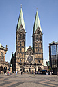 Germany, Bremen, Bremen Cathedral - WIF000824