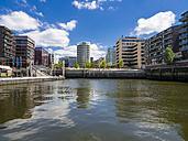Germany, Hamburg, HafenCity, Magellan-Terrassen, Sandtorkai, - AM002487