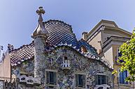 Spain, Barcelona, Casa Batllo - THAF000548