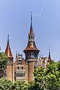 Spain, Barcelona, Casa Terrades - THAF000550