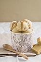 Homemade toffees and caramel icecream - ECF000703