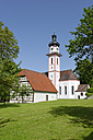Germany, Baden-Wuerttemberg, Laupheim, Parish church Saint Petrus and Paulus - LB000770