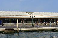 Italy, Veneto, Venice, Cannaregio Quarter, Station Santa Lucia - LB000772