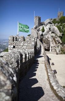 Portugal, Sintra, Castelo dos Mouros - FA000004